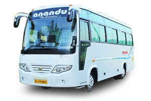 bus hire cochin